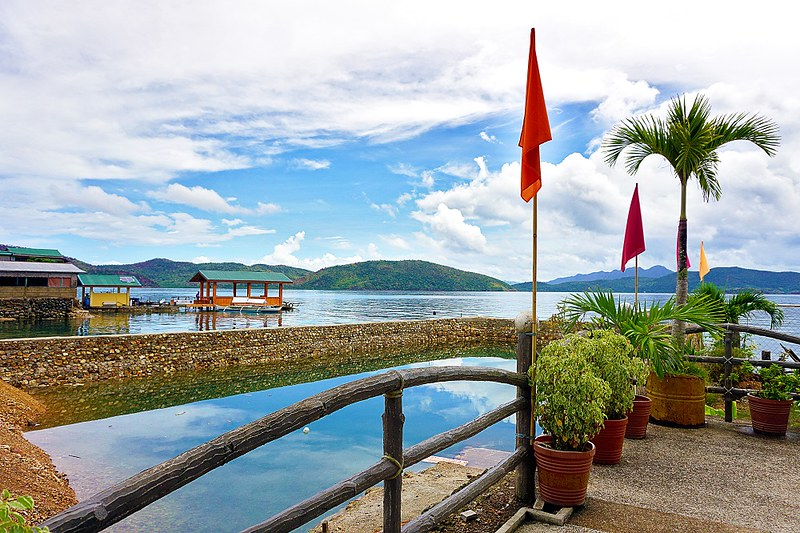 Refreshments at Tabing Dagat Lodging House and Restaurant – Culion, Palawan, PH