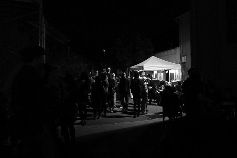 SOMArts Night Light × Multimedia Garden Party | Making a Scene: 50 Years of Alternative Bay Area Spaces