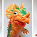 Pachi dinosaur by scobot
