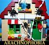 Lego Arachnophobia