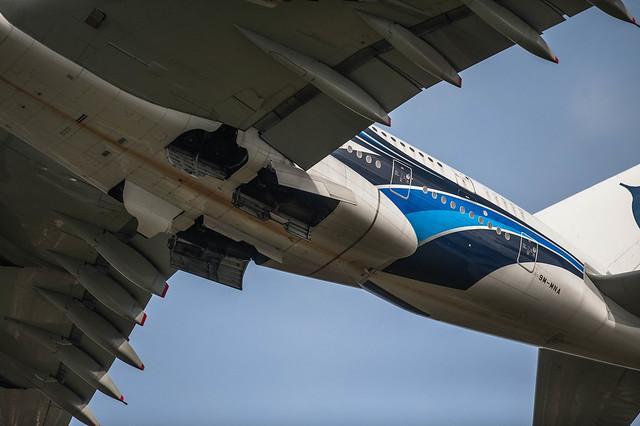 A380 Sunshade....