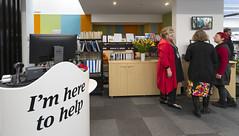 Lyttelton Library and Customer Services reopening
