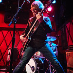 Wed, 22/02/2017 - 6:00pm - Old 97's - Rhett Miller, Murry Hammond, Ken Bethea, and Philip Peeples - perform for a lucky crowd of WFUV Members at Rockwood Music Hall in New York City, Feb. 22, 2017. Hosted by Carmel Holt. Photo by Gus Philippas