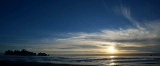 Realto Beach sunset (Exp.3/11), Sony NEX-5T, Sony E 10-18mm F4 OSS