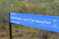 Day Trip To Cradle-mountain-lake St Clair National Park