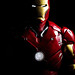 Iron Man by Stephen Bellard - Comicpalooza 2013 by Michael Shum