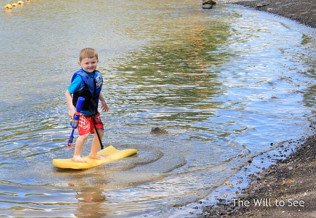 Will surfer