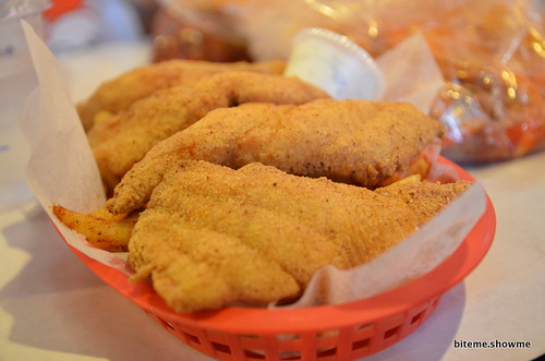 The Boiling Crab - Battered Catfish