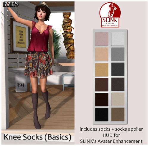 Knee Socks (Basics)
