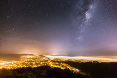 The Stars Above And The Fog Below
