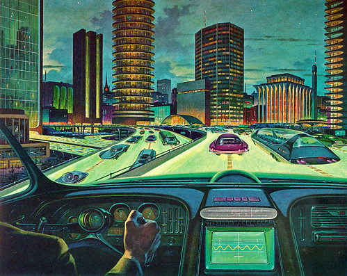 a vision of the future (by: A.C. Radebaugh via James Vaughan, creative commons)