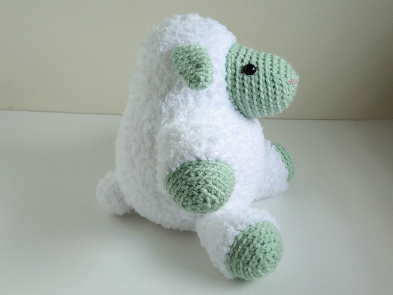 cuddly sheep