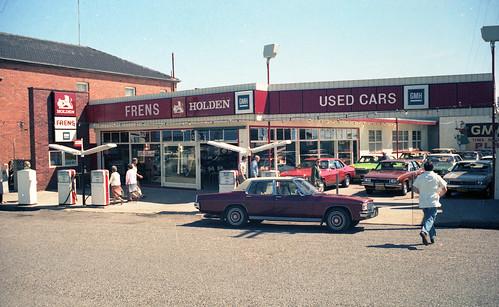 Ford Dealers In Ct >> Fren's Holden car dealership, Kurri Kurri, NSW, Australia ...