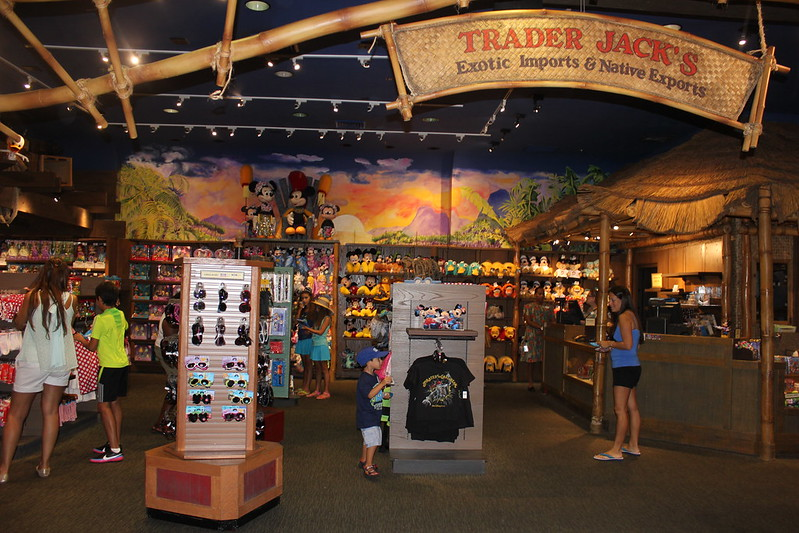 Trader Jack's at Disney's Polynesian Resort