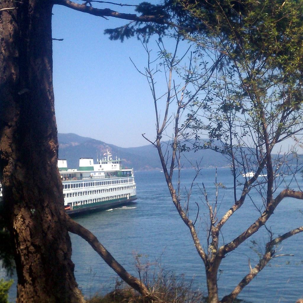 Lopez Island Ferry Terminal