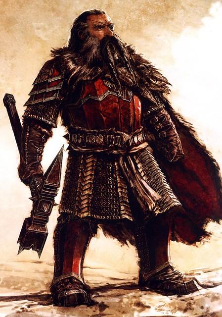 WIP: Thrain's Dwarven War Hammer (from Hobbit) - More handle work