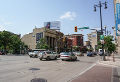 Winnipeg, Exchange District