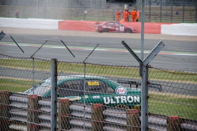 155, 406 BTCC, Silverstone Classic.