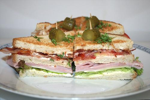 Club Sandwich III