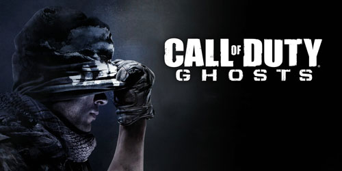 UK Chart: Call of Duty Ghosts remains at No.1