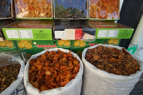 A brief sojourn in Malatya, apricot capital of the World - dried apricots! by CharlesFred