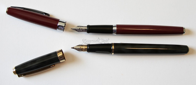 Sheaffer Sagaris and Sheaffer Prelude (old)