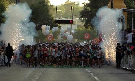 Medio Maratón Atlas 2013