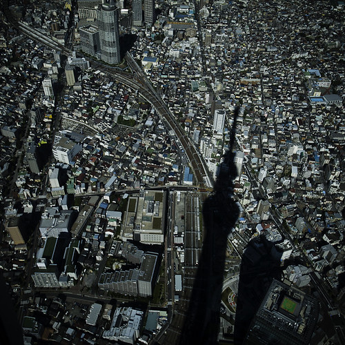 Living in Skytree's Shadow, Tokyo