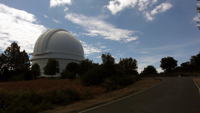 Palomar Mountain Observatory Tour
