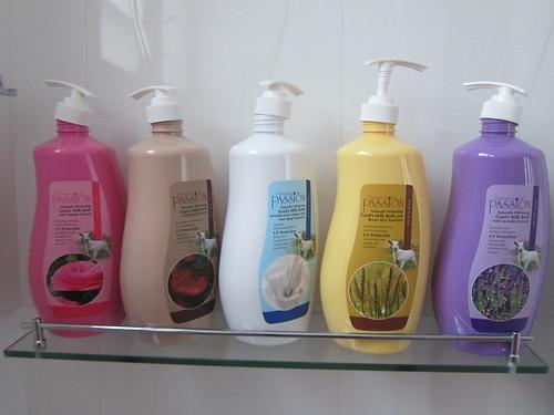 PassionSG Milk Bath