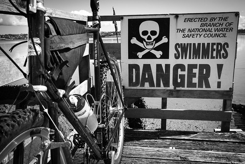 Danger of Swimmers