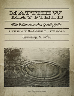 Matthew Mayfield / Polina Kourakina / Kelly Zullo poster
