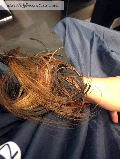 Hair makeover - rebecca saw by Kevin Woo - Centro Hair Salon -003