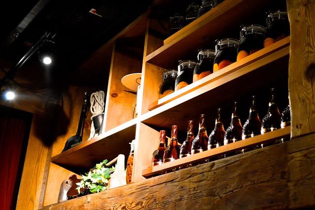 洋酒を使ったレシピ -開封されたラム、ウイスキー …