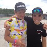 Gavin Haley & Josey Weik