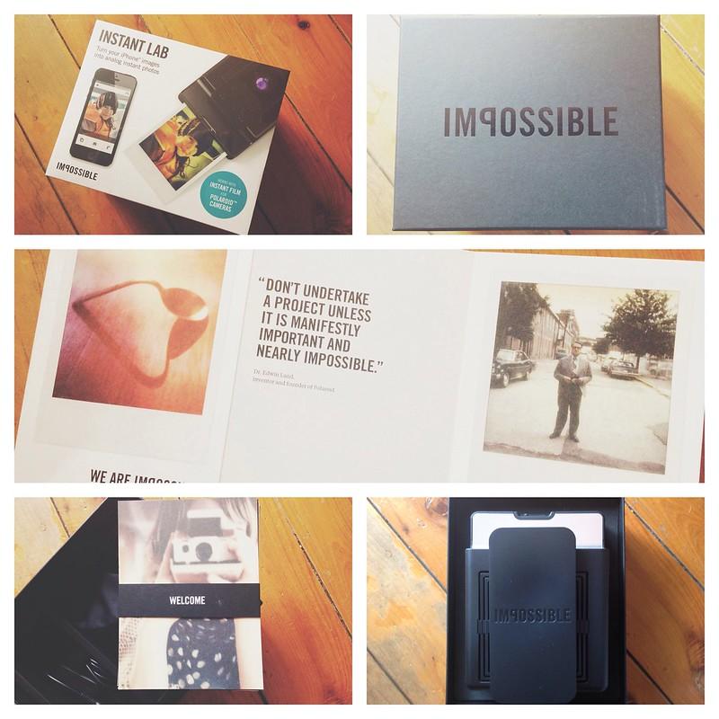 Snapshots // September 29 ~ unboxing