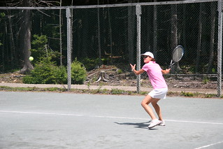 Tennis Spruce Point Inn