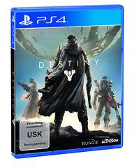 Destiny PS4 Packshot