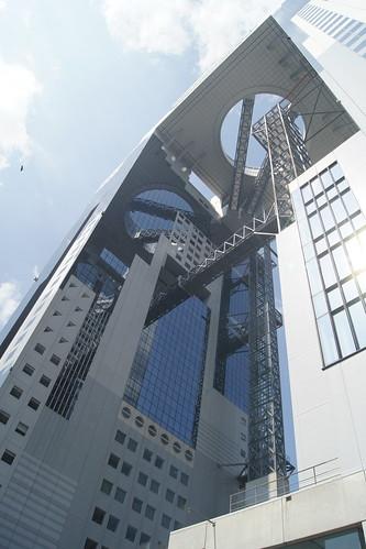 Umeda Sky Building Osaka DSC03632