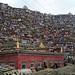 The Religious Encampment of Larung Gar, Tibet 2013 by reurinkjan