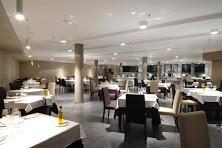 Restaurante del Hotel Balneario Alhama de Aragón.