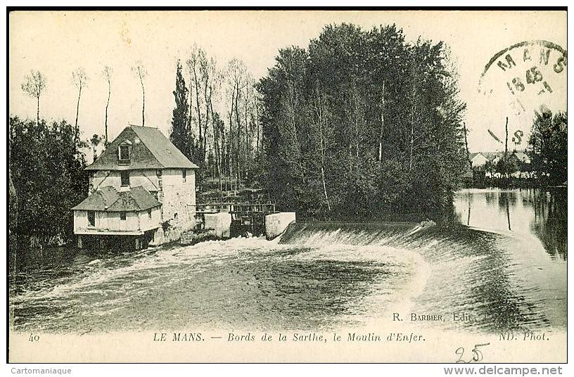 le moulin d'enfer