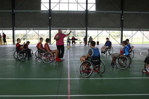 Service Sports, Intégration et Développement
