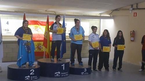Campeonato de España Aire comprimido