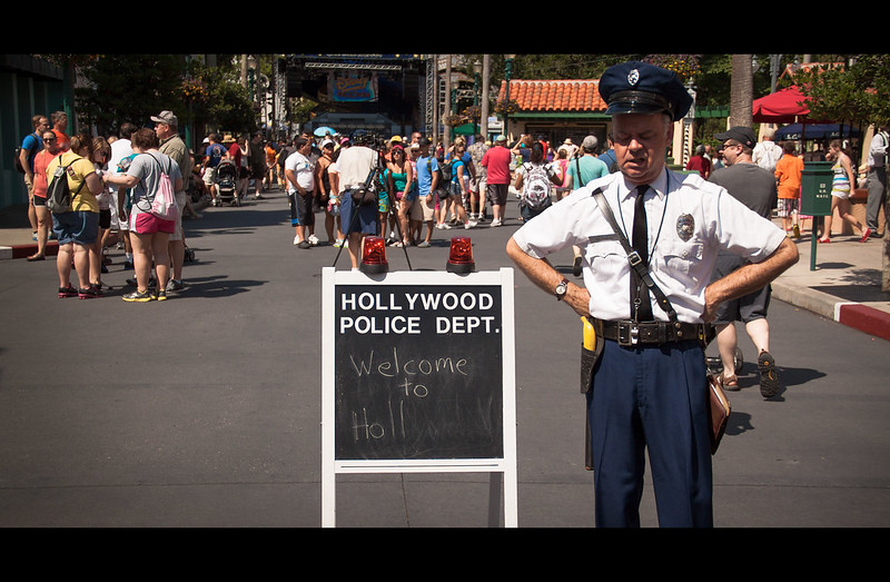 Disney's Human Element - The Welcome Committee