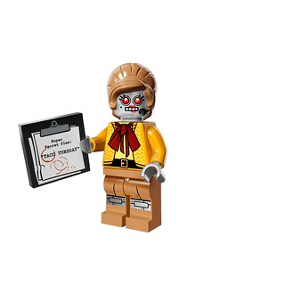 LEGO The Movie 71004 - Collectible Minifigures - Velma Staplebot