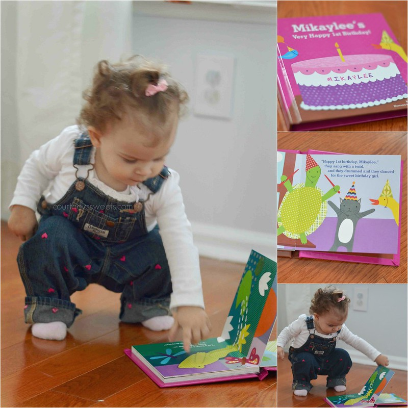 I See Me Personalized Birthday Book