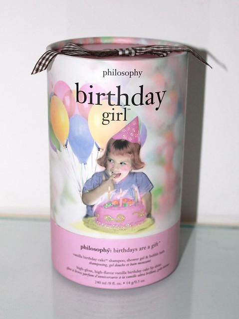 Philosophy Birthday Girl Set The Csi Girls