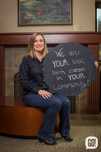 <p>We are your local bank invested in your community</p>