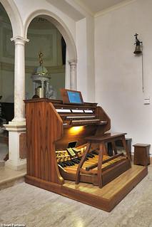 Tamburini Op. 60. Campodoro, Chiesa di Bevadoro